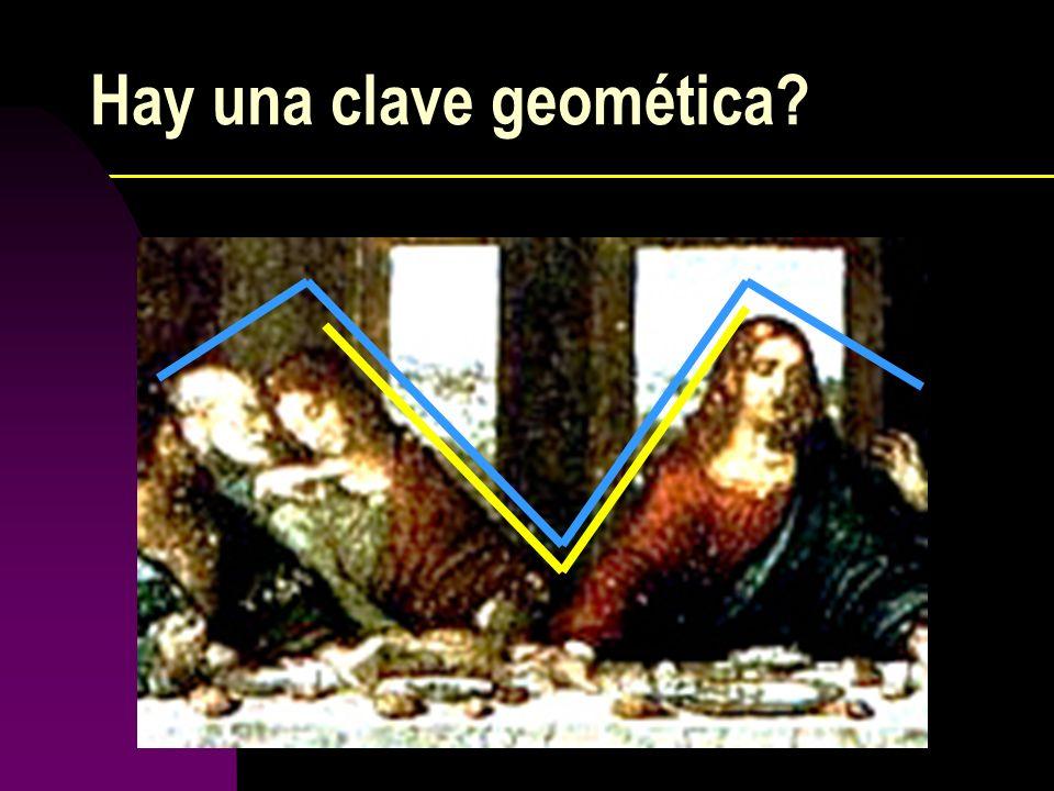 Hay una clave geomética