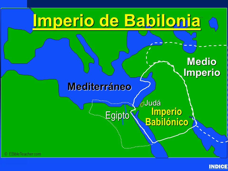 Imperio de Babilonia Medio Imperio Mediterráneo Imperio Babilónico
