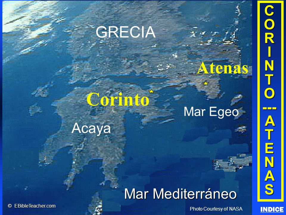 Click to add title Corinto Atenas GRECIA C O R I N T O --- A T E NAS