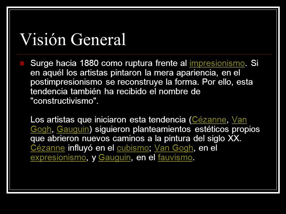 Visión General
