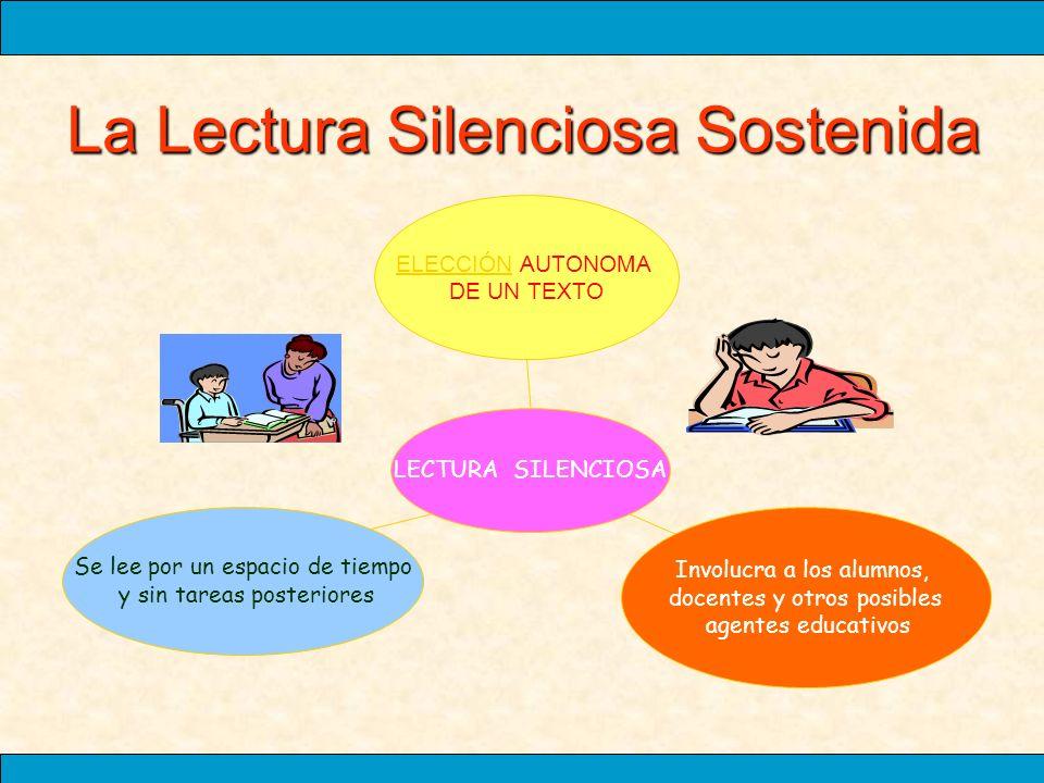 La Lectura Silenciosa Sostenida