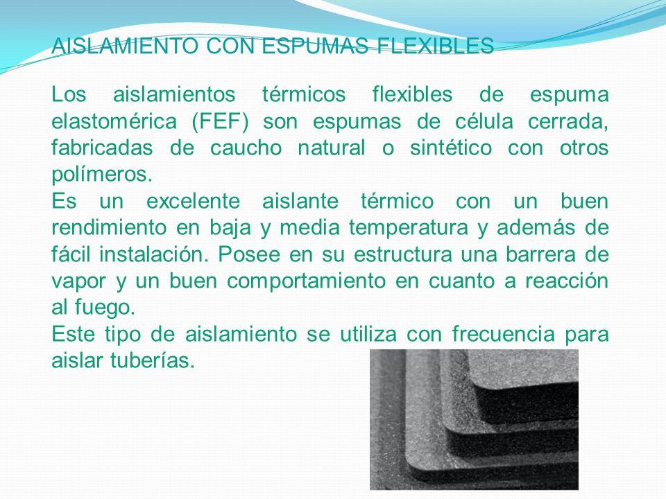 Universidad nacional santiago antunez de mayolo ppt - Mejores aislantes termicos ...
