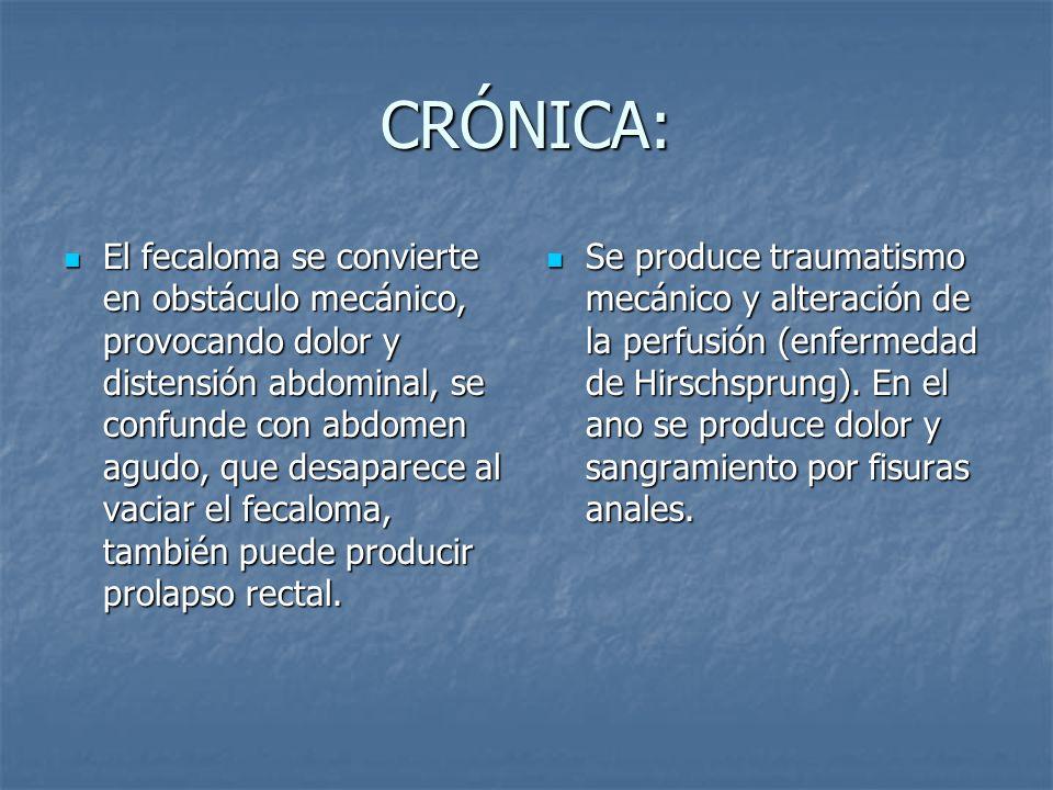 CRÓNICA: