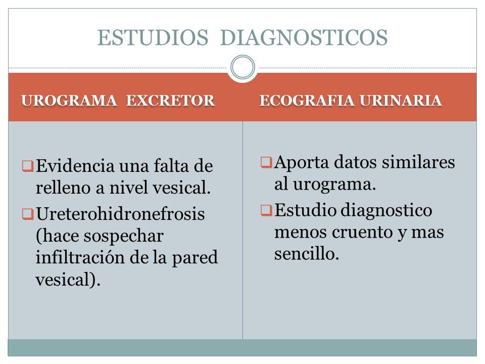 ESTUDIOS DIAGNOSTICOS