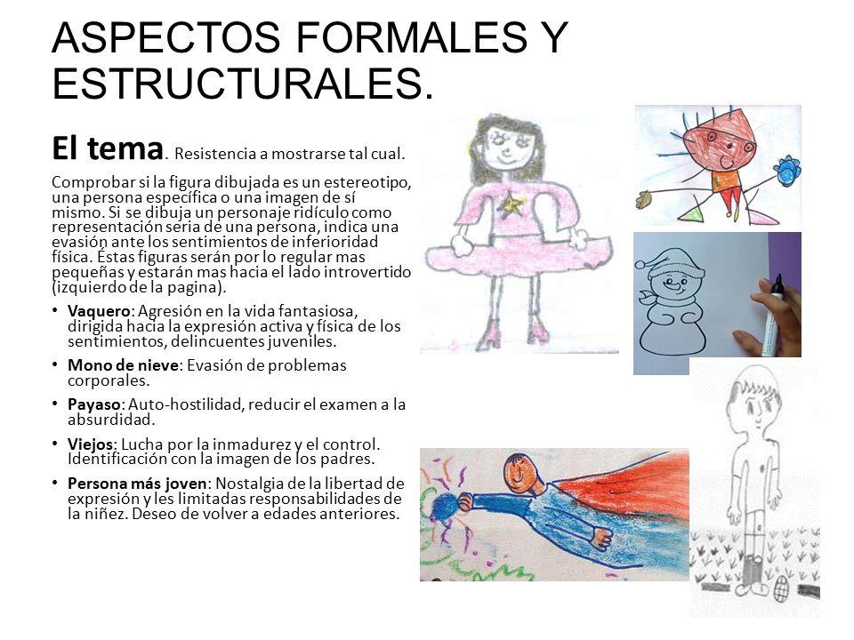 ASPECTOS FORMALES Y ESTRUCTURALES.