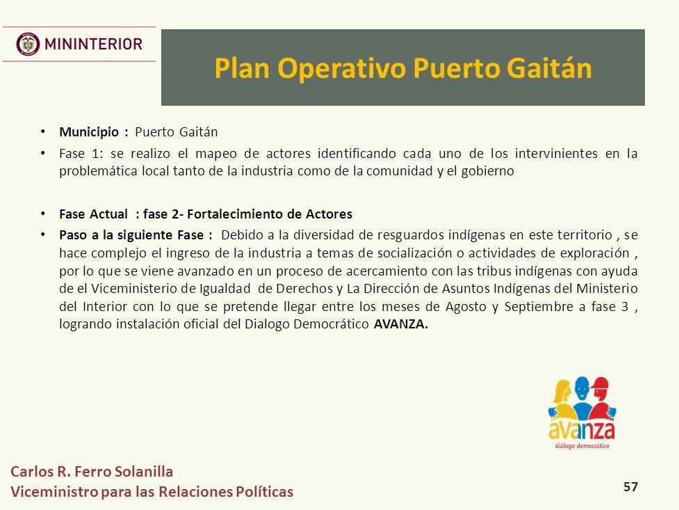 Departamento meta elaborado por santiago soto luna for Ministerio del interior direccion como llegar