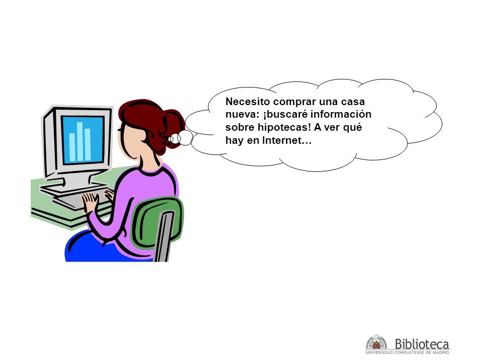 Buscar la informaci n curso de alfabetizaci n en informaci n ci2 para el pas universidad - Que necesito para pedir una hipoteca ...