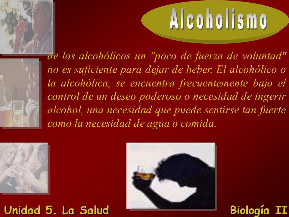 Tema alcoholismo tabaquismo y drogadicci n ppt descargar - Un mes sin beber alcohol ...