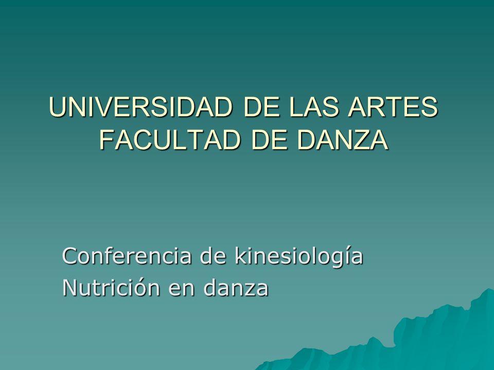 Universidad de las artes facultad de danza ppt descargar for Universidad de arte