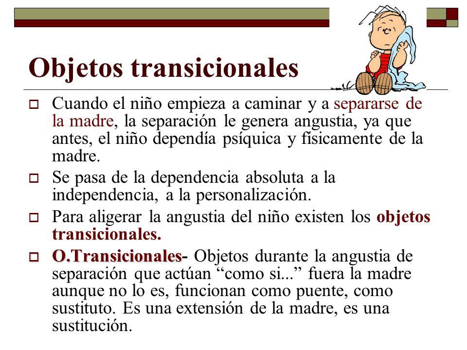Objetos transicionales