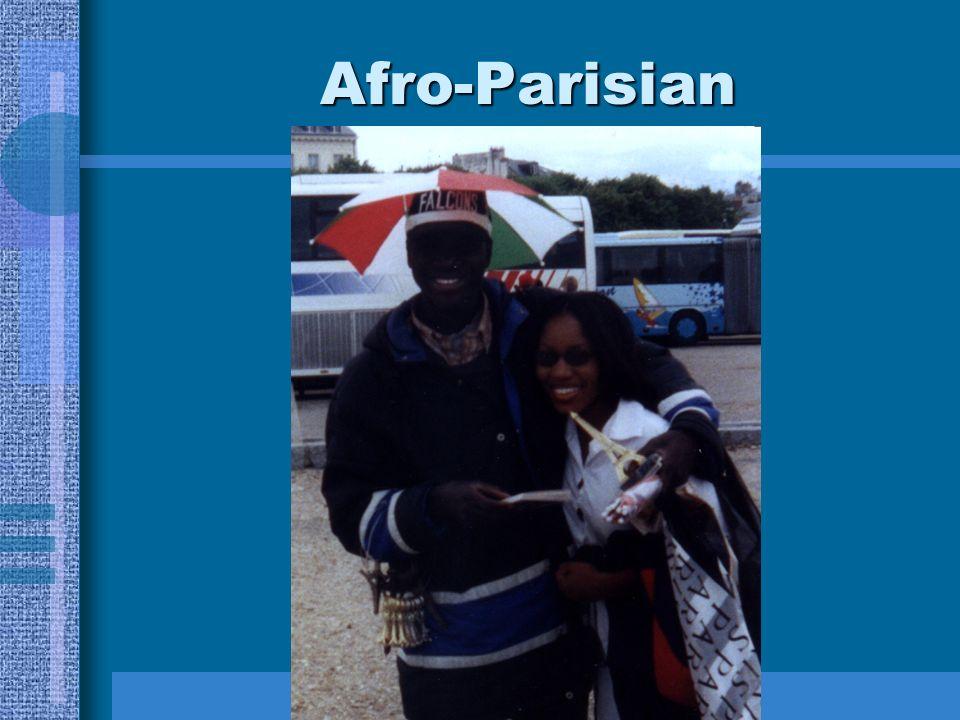 Afro-Parisian