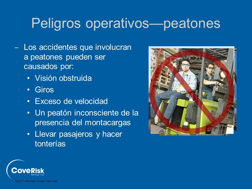 Seguridad para operadores de montacargas ppt descargar - Precios montacargas para personas ...