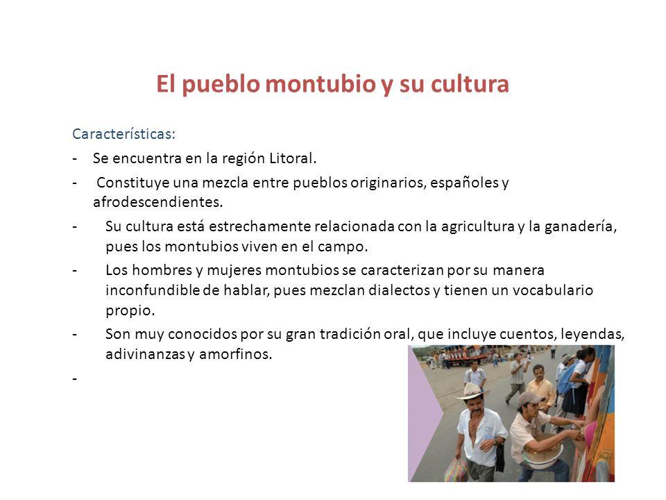 El pueblo montubio y su cultura