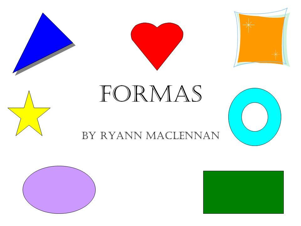 Formas By Ryann MacLennan