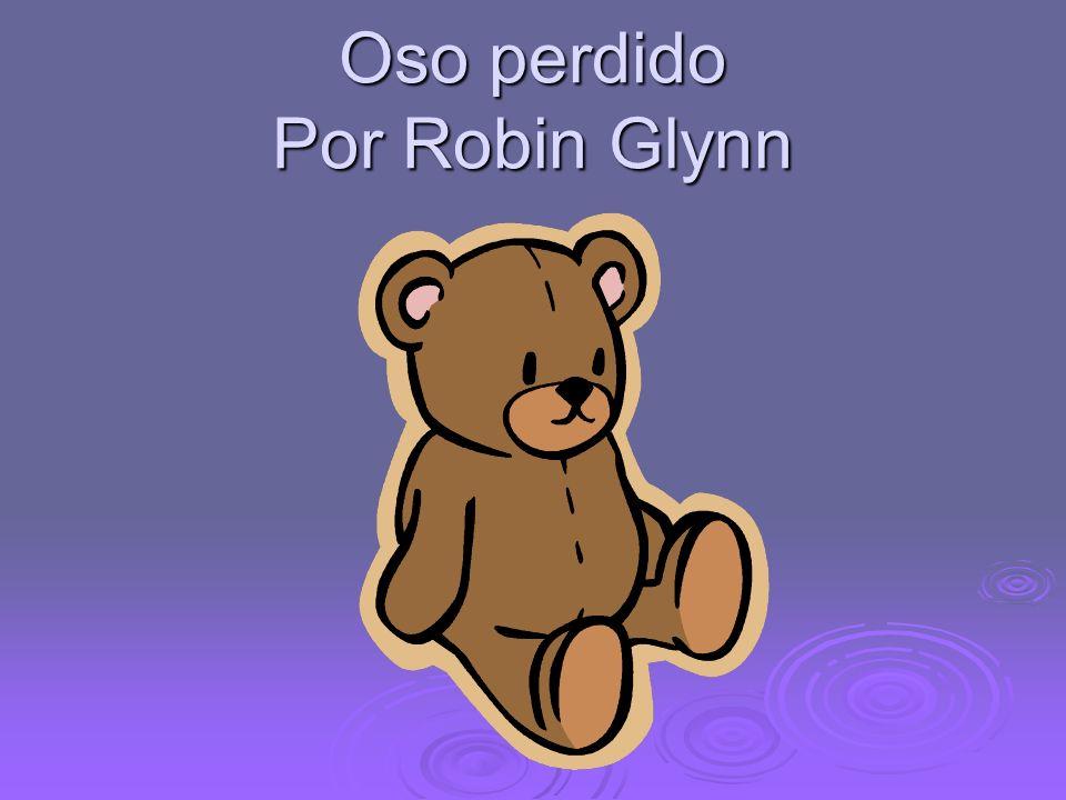 Oso perdido Por Robin Glynn