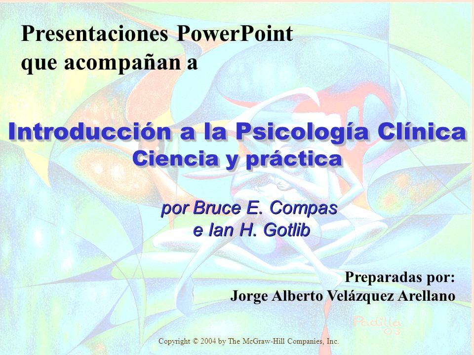 Introducción a la Psicología Clínica Ciencia y práctica