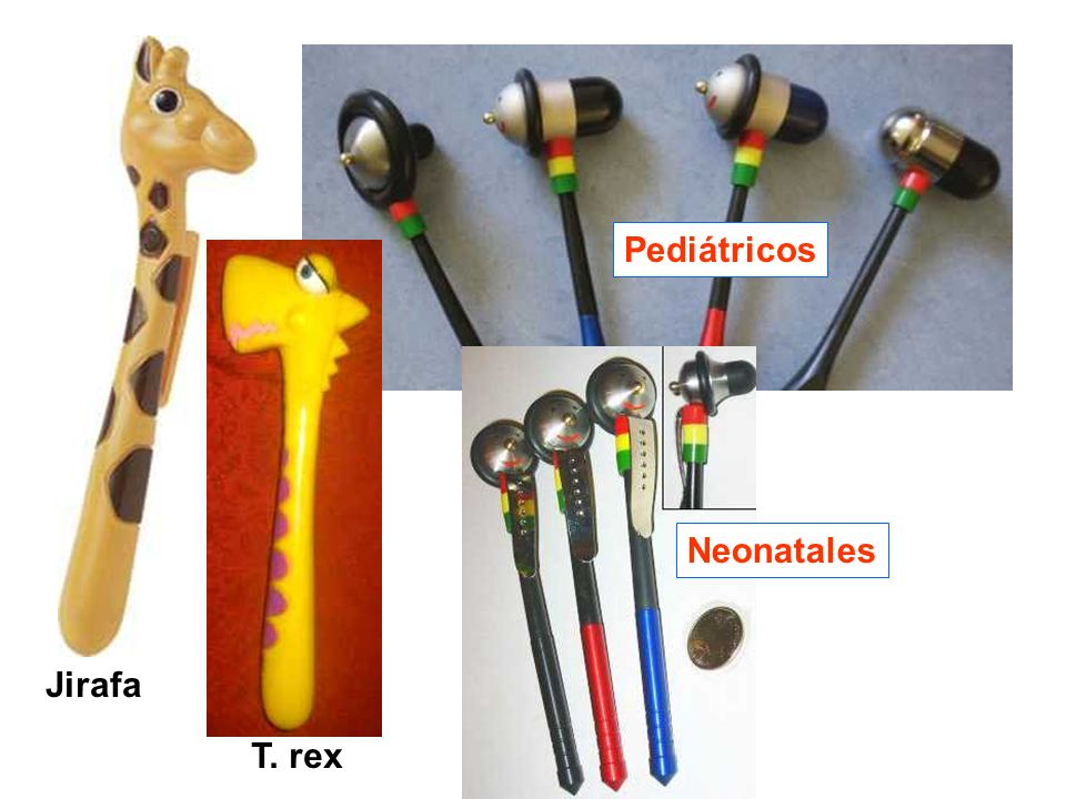 Pediátricos Neonatales Jirafa T. rex