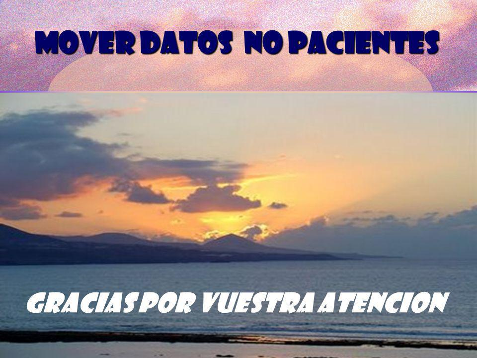 MOVER DATOS NO PACIENTES