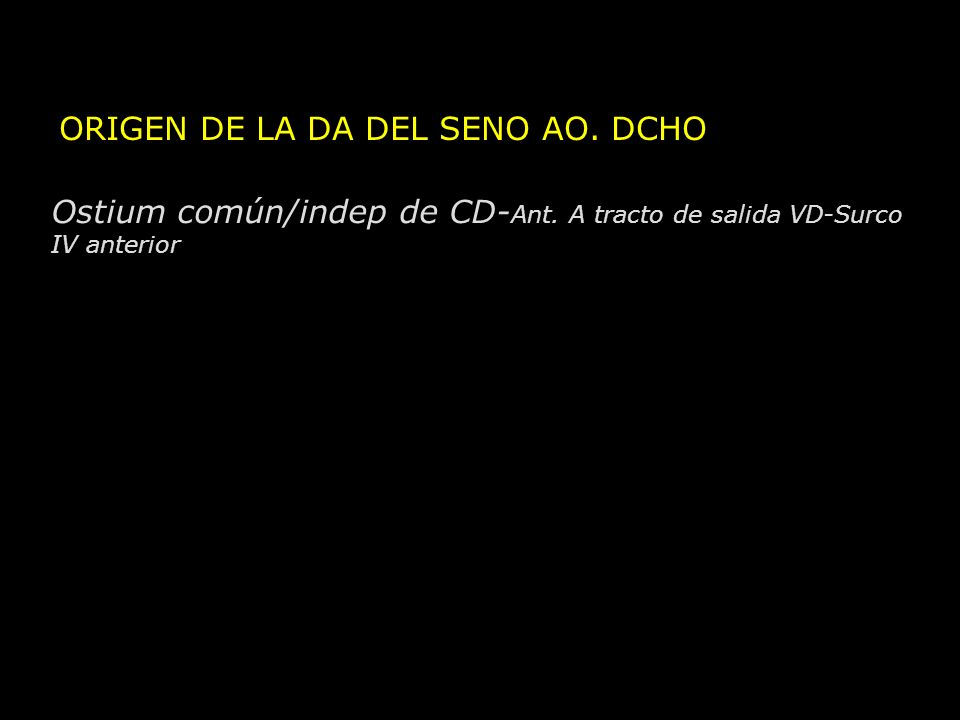 ORIGEN DE LA DA DEL SENO AO. DCHO