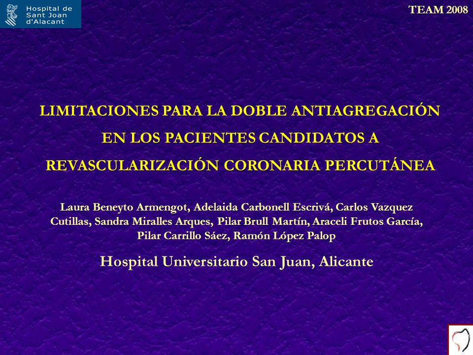 Hospital Universitario San Juan, Alicante