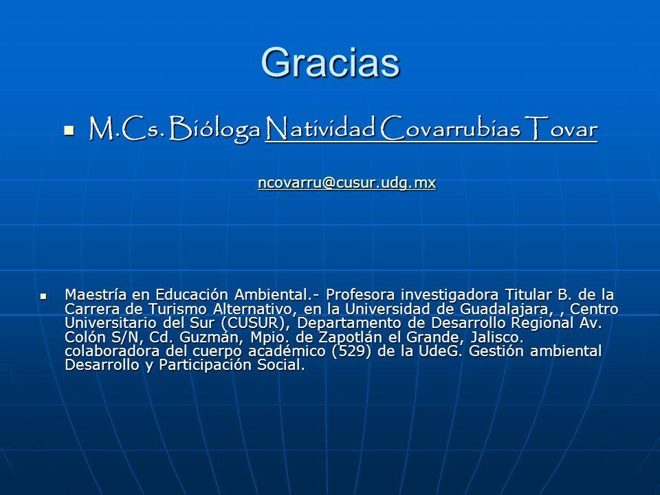 Jornada de titulaci n y curso de actualizaci n de la licenciatura en biolog a del 6 de octubre - Oficina de turismo guadalajara ...