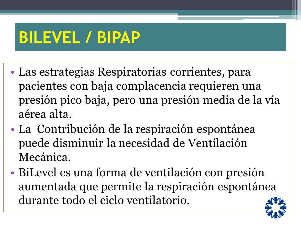 BILEVEL / BIPAP