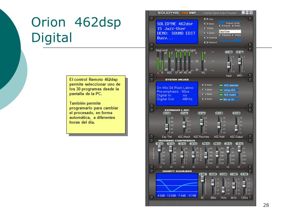 Orion 462dsp Digital