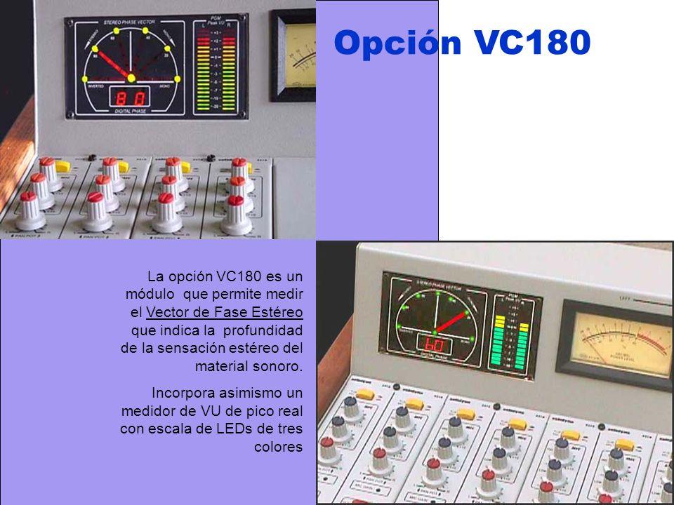 Opción VC180