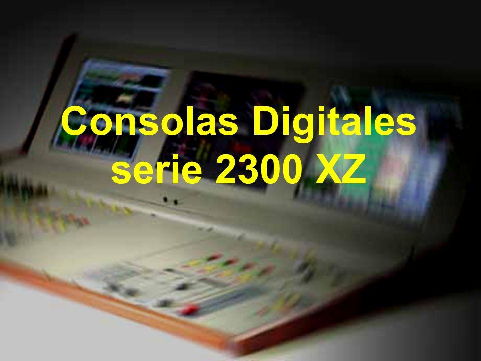 Consolas Digitales serie 2300 XZ