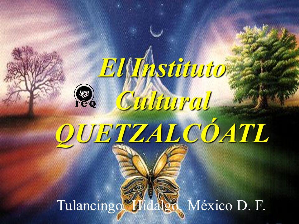 Cultural QUETZALCÓATL