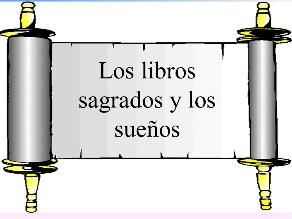 Los libros sagrados y los sueños