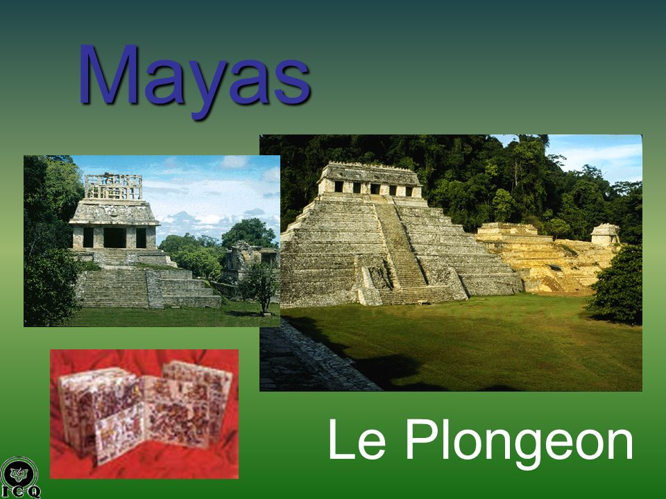 Mayas Le Plongeon