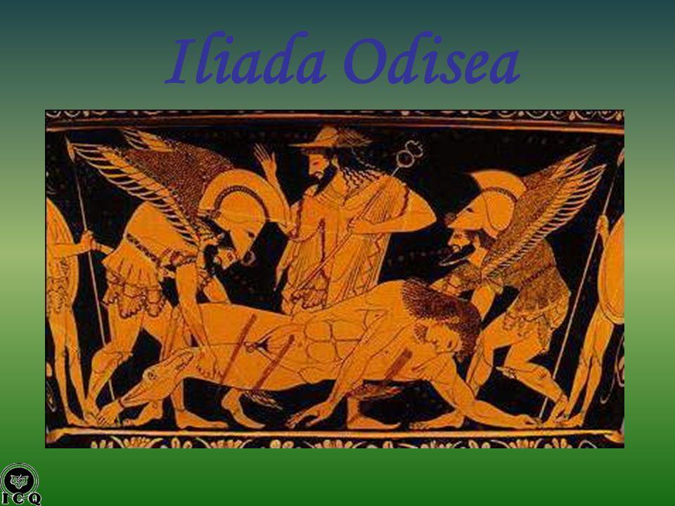 Iliada Odisea