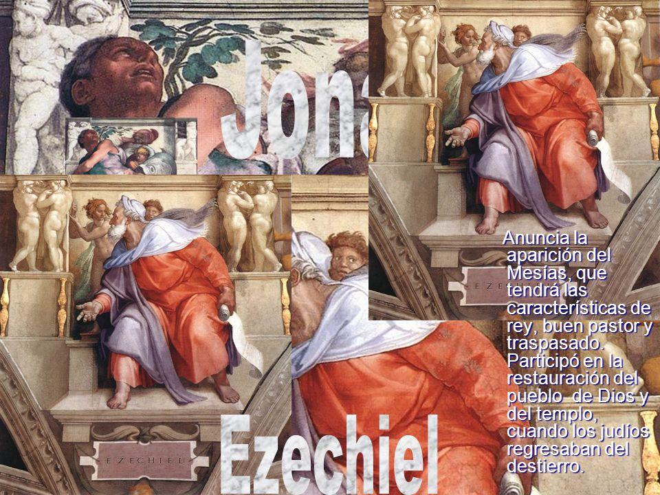 Zacarías Jonas Joel Ezechiel