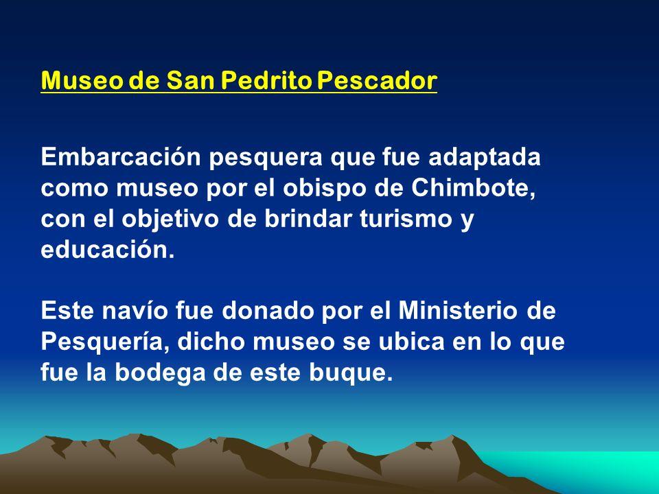 Turismo en chimbote ppt descargar for Ministerio de pesqueria