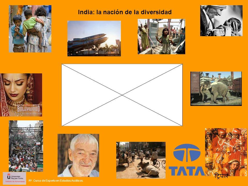 India: la nación de la diversidad