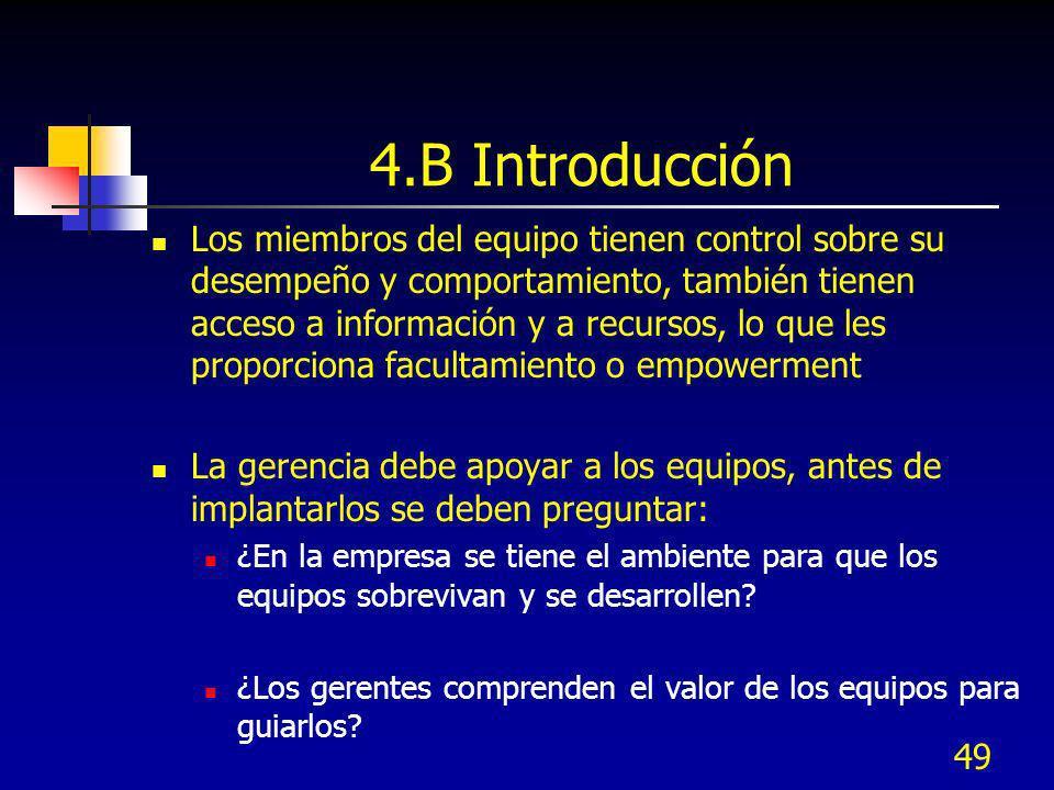4.B Introducción
