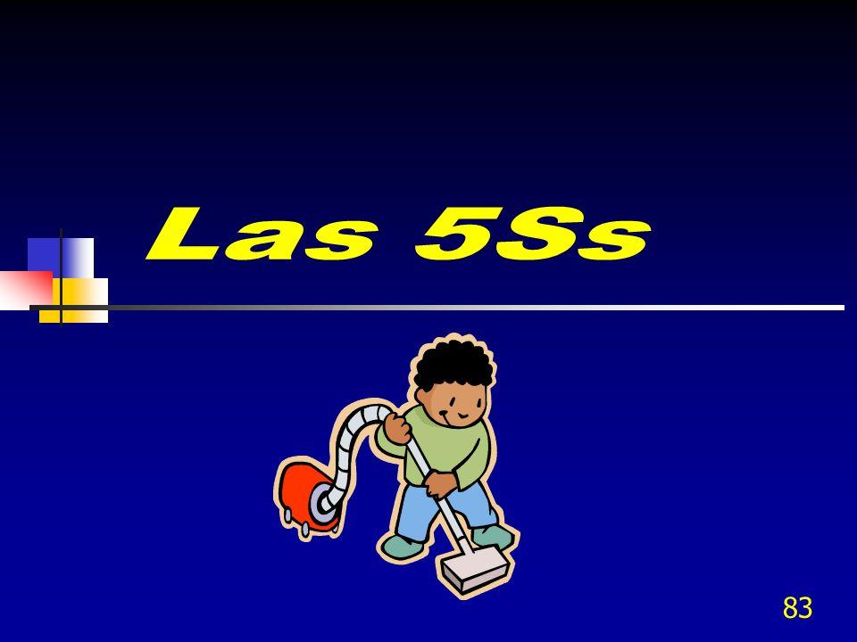 Las 5Ss