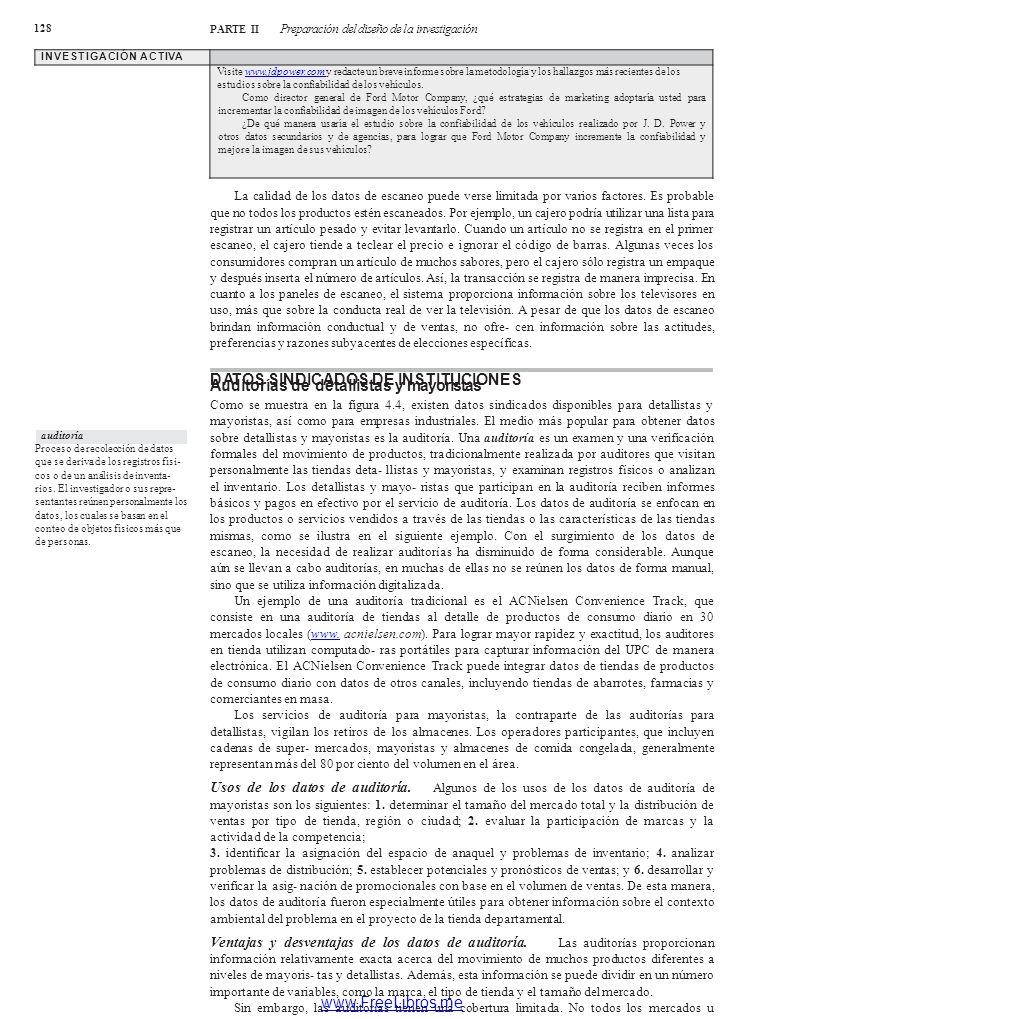 Diseño de la investigación exploratoria: datos secundarios - ppt ...