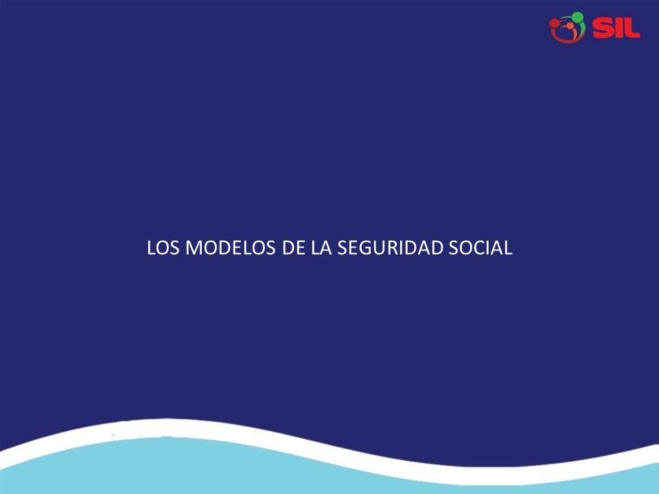 los modelos de la seguridad social ppt descargar