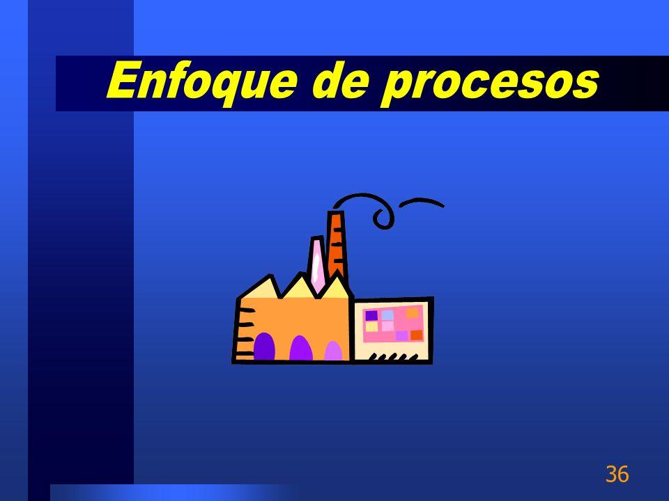 Enfoque de procesos