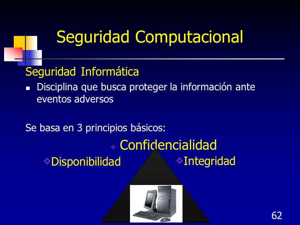 Seguridad Computacional