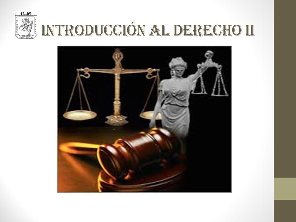 Introduccin al derecho ii ppt video online descargar 1 introduccin al derecho ii fandeluxe Gallery