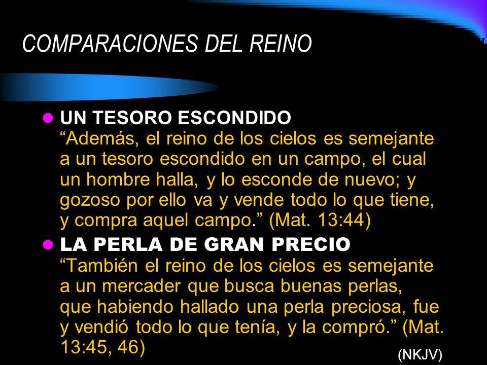 COMPARACIONES DEL REINO