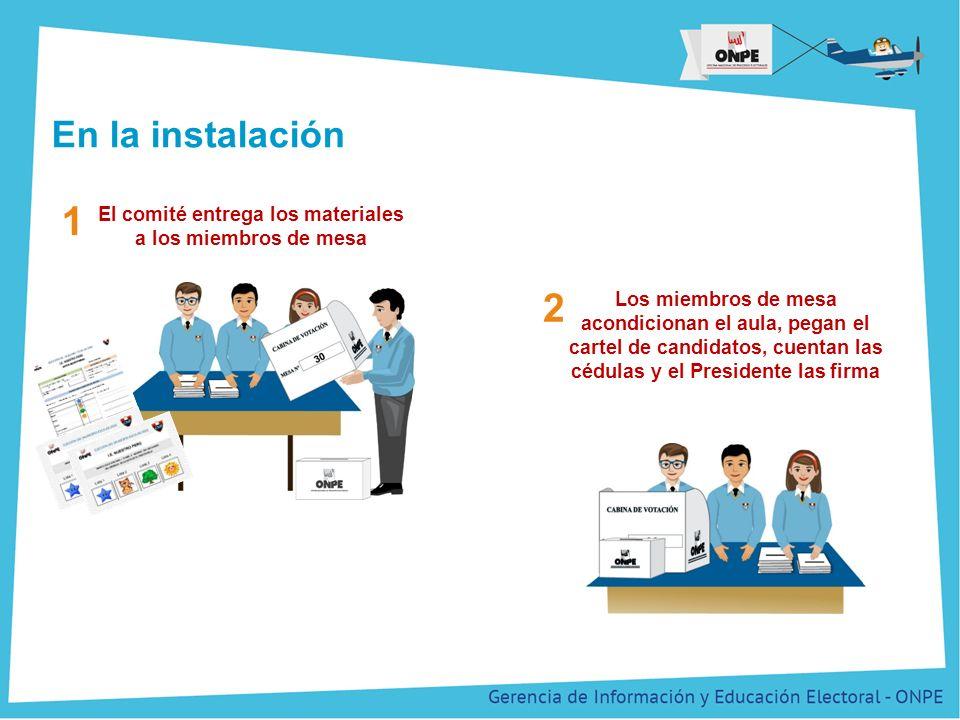 Qu es el municipio escolar ppt video online descargar for Presidente mesa electoral