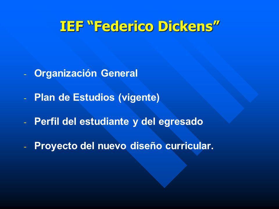 IEF Federico Dickens