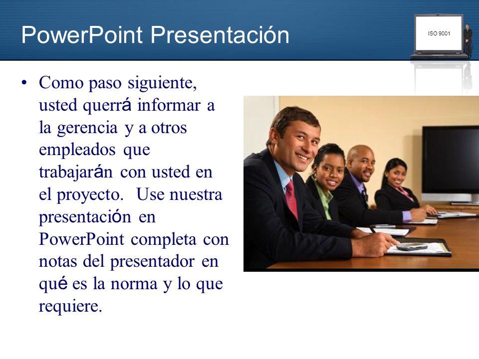 PowerPoint Presentación