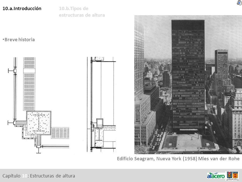 Cap tulo 10 estructuras de altura ppt descargar for Seagram building ppt