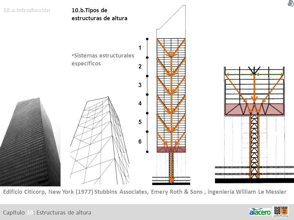 Cap tulo 10 estructuras de altura ppt descargar - Altura de un piso ...