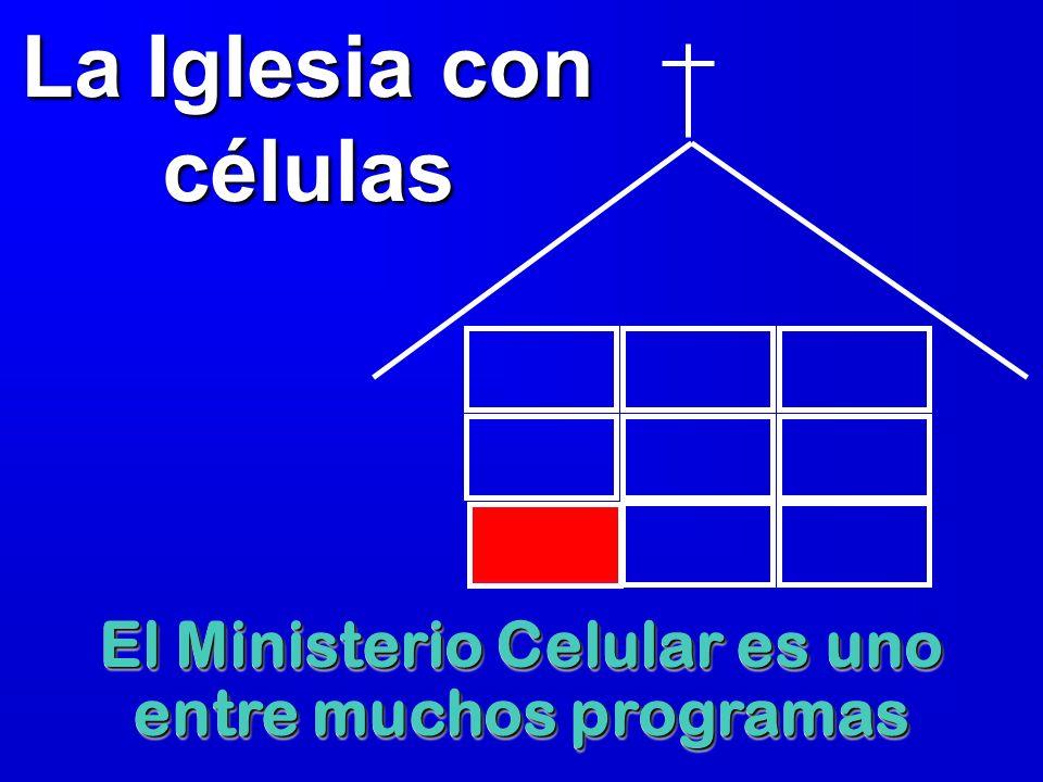 El Ministerio Celular es uno entre muchos programas
